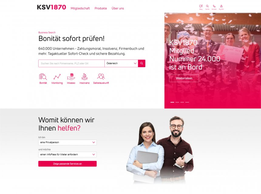 KSV1870 Website neu
