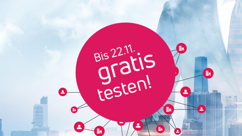 Aktion: Visualisierung gratis testen